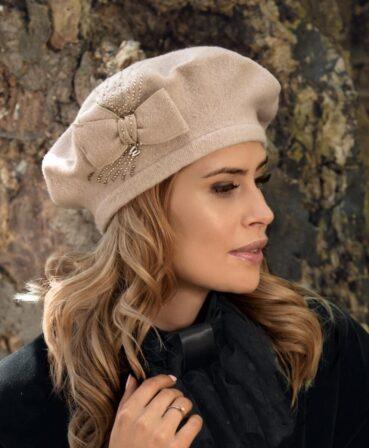 Caciula de dama tip bereta Rimja
