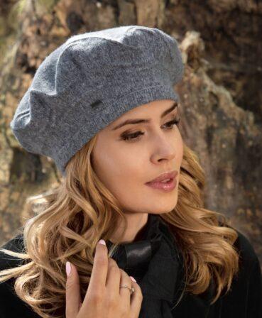Caciula de dama tip bereta Sonik