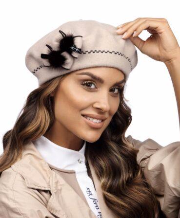 Caciula de dama tip bereta Milara