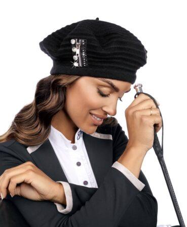 Caciula de dama tip bereta Dasela